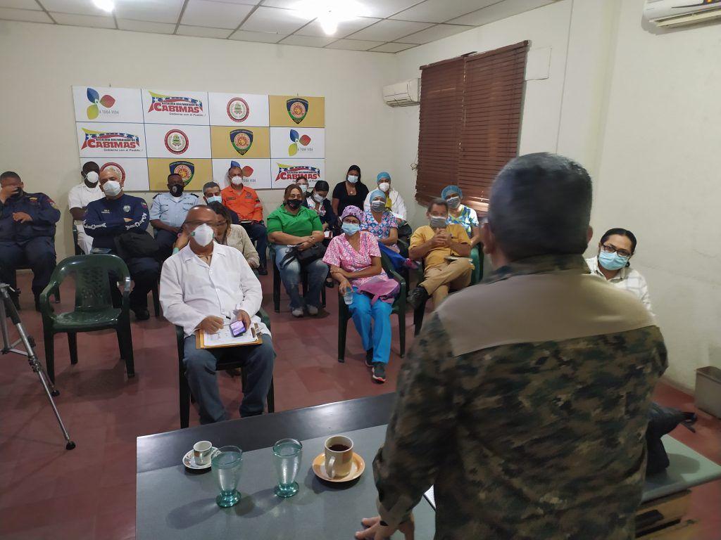 MUNICIPIO CABIMAS   Instalan estado mayor para el Covid-19 en el municipio – Somos Noticia Col